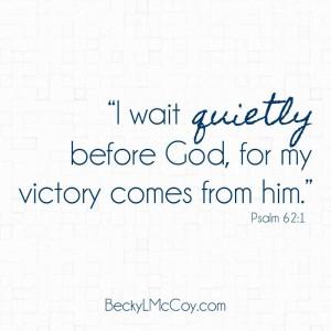 psalm 62.1