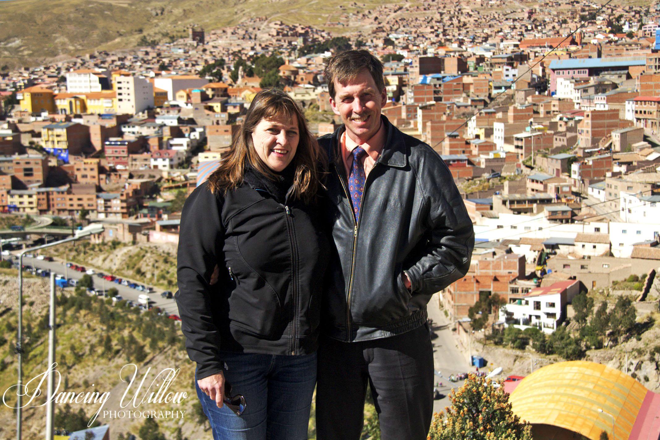 Steve & Mary Hawthorne